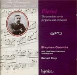 PIERNE - Coombs - Concerto pour piano et orchestre n°1 en do mineur op.1
