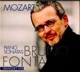 MOZART - Fontaine - Sonate pour piano n°15 en do majeur K.545