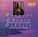 DEBUSSY - Moravec - Estampes, pour piano L.100