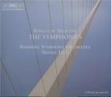 MARTINU - Järvi - Symphonie n°1 H.289