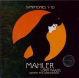 MAHLER - Maazel - Symphonies (intégrale)