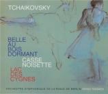 TCHAIKOVSKY - Rögner - Casse-noisette op.71 : extraits