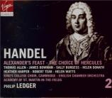 HAENDEL - Ledger - Saul, oratorio HWV.53