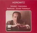 SCHUBERT - Horowitz - Quatre impromptus, pour piano op.90 D.899