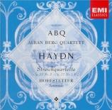 HAYDN - Alban Berg Quar - Quatuor à cordes n°39 en do majeur op.33 n°3 H