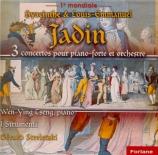 3 Concertos pour piano