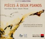 Pièces à deux pianos