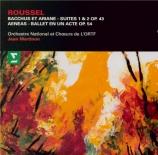 ROUSSEL - Martinon - Bacchus et Ariane op.43