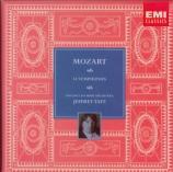 MOZART - Tate - Symphonies (intégrale)