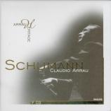 SCHUMANN - Arrau - Variations sur le nom 'Abegg', pour piano en fa majeu