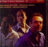 The Songs of Robert Schumann Vol.8