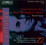 Cantatas Vol.22