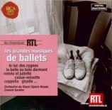 Les grandes musiques de ballet