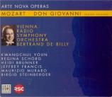 MOZART - Billy - Don Giovanni (Don Juan), dramma giocoso en deux actes K