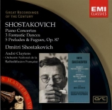 CHOSTAKOVITCH - Chostakovitch - Concerto pour piano, trompette et orches