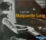 L'art de Marguerite Long