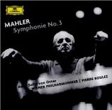 MAHLER - Boulez - Symphonie n°3