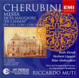 CHERUBINI - Muti - Messe en fa majeur 'De Chimay' (1809)