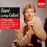 FAURE - Rogé - Valse-caprice pour piano n°1 en la op.30