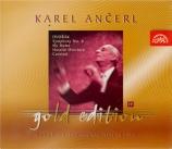 DVORAK - Ancerl - Symphonie n°6 en ré majeur op.60 B.112 (Vol.19) Vol.19