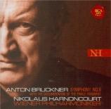 BRUCKNER - Harnoncourt - Symphonie n°9 en ré mineur WAB 109