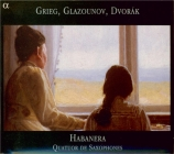GRIEG - Quatuor Habaner - Holberg suite op.40 : version pour orchestre à