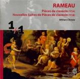 RAMEAU - Christie - Pièces de clavecin : sélection