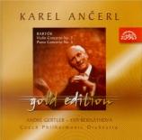 BARTOK - Ancerl - Concerto pour piano n°2 Sz.95 BB.101