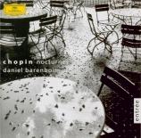 CHOPIN - Barenboim - Nocturne pour piano en mi bémol majeur op.9 n°2