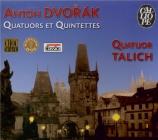 DVORAK - Talich Quartet - Quatuor à cordes n°13 en sol majeur op.106 B.1