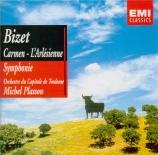 BIZET - Plasson - L'arlésienne, suite pour orchestre n°1 WD.40