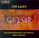 LEIFS - Vänskä - Geysir op.51