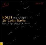 HOLST - Davis - The Planets (Les planètes), pour orchestre op.32