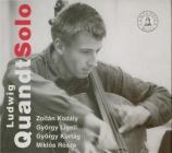 Solo (oeuvres de Kodaly, Ligeti, Kurtag, Rosza)