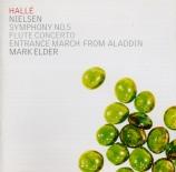 NIELSEN - Elder - Concerto pour flûte