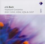 BACH - Katsaris - Concerto pour clavecin et cordes n°1 en ré mineur BWV