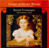 Songs without Words Arr. flûte et piano