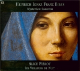 BIBER - Piérot - Sonate du rosaire n°1 'Jesu, den du, o Jungfrau, vom He