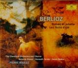 BERLIOZ - Boulez - Roméo et Juliette op.17