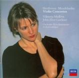 BEETHOVEN - Mullova - Concerto pour violon en ré majeur op.61
