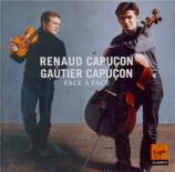 Face à face : Duos pour violon et violoncelle