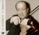 In memoriam Jacques Thibaud