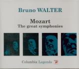 MOZART - Walter - Symphonie n°28 en do majeur K.200 (K6.189k)