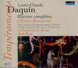 Oeuvre complète pour clavecin et orgue