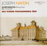 Divertimentos (String Trios) Vol.1