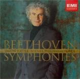BEETHOVEN - Rattle - Symphonie n°5 op.67