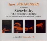 Igor Stravinsky Conducts Stravinsky
