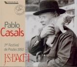 Premier festival de Prades 1950