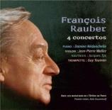 RAUBER - Rauber - Concerto pour piano