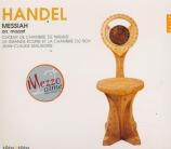 HAENDEL - Dawson - Messiah (Le Messie), oratorio HWV.56